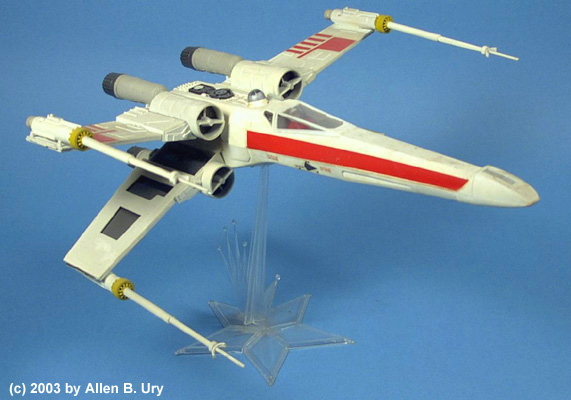 X-Wing Fighter - MPC - 1